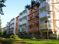 ZR - balkony a zatelpení