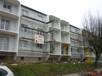 Balkony a fasáda