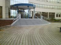 Okresní soud - vstup
